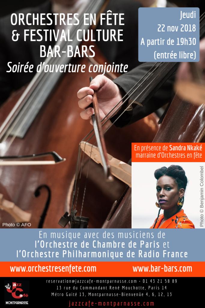 Photographie en référence au programme : Soirée d'ouverture d'Orchestres en fête ! (1/3)
