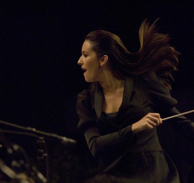 Photographie en référence au programme : Tremplin des jeunes cheffes d'orchestre