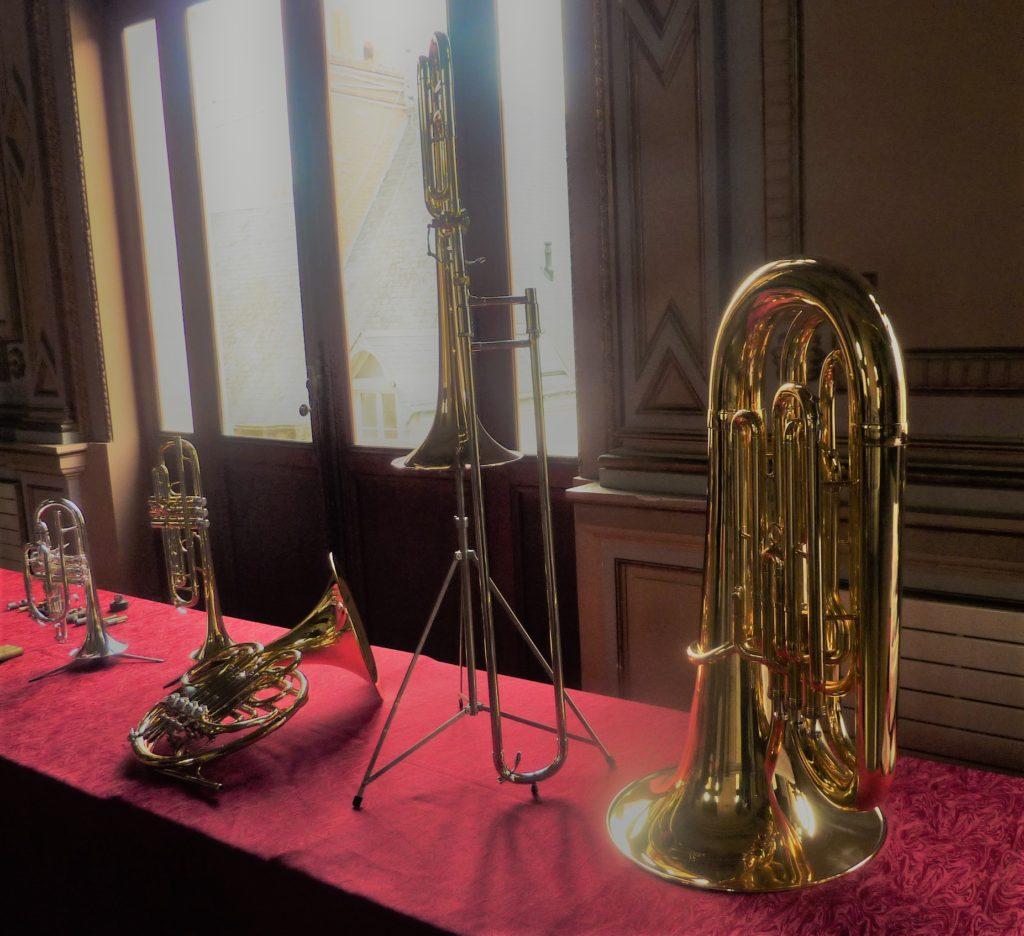 Photographie en référence au programme : A la rencontre des instruments de musique