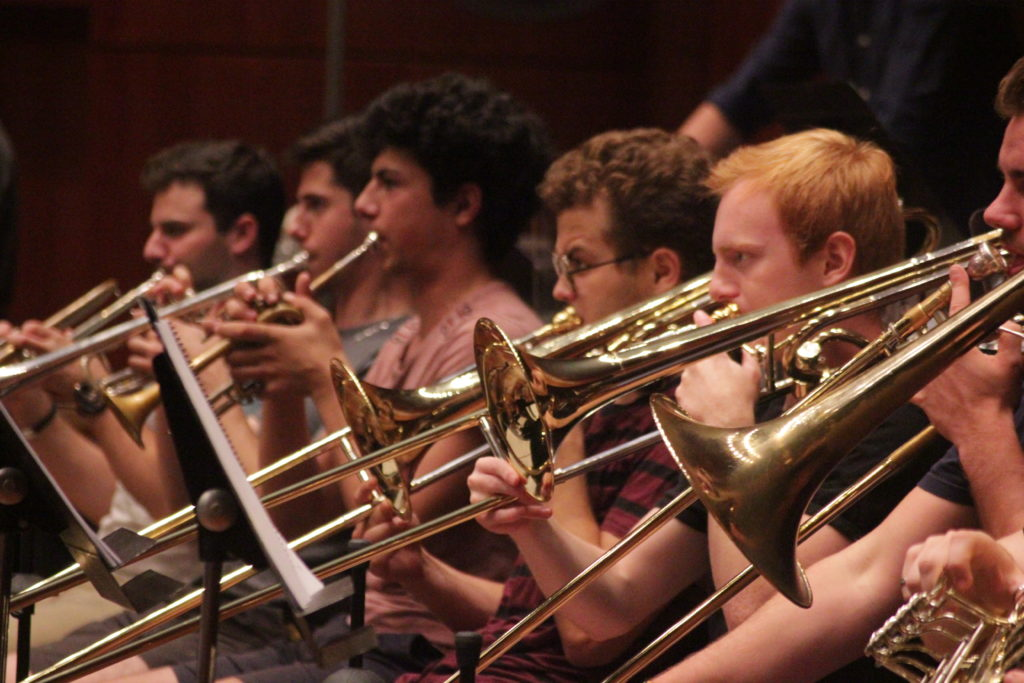 Photographie en référence au programme : Les moments musicaux de l'OFJ #2