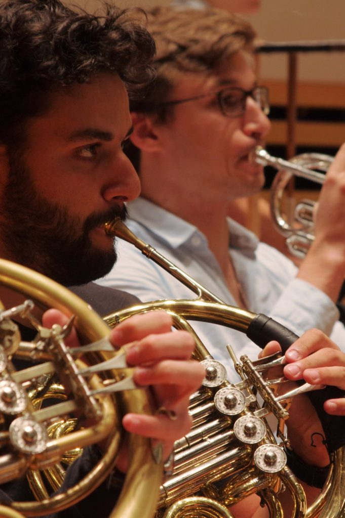 Photographie en référence au programme : Les moments musicaux de l'OFJ #1