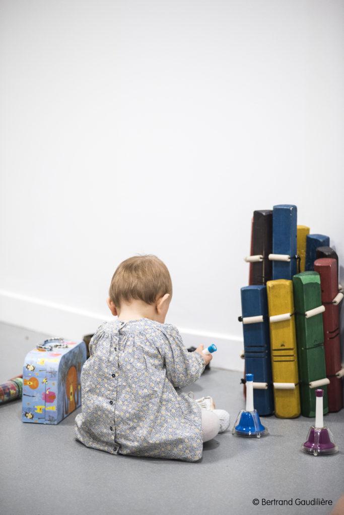 Photographie en référence au programme : La journée des Tout-petits