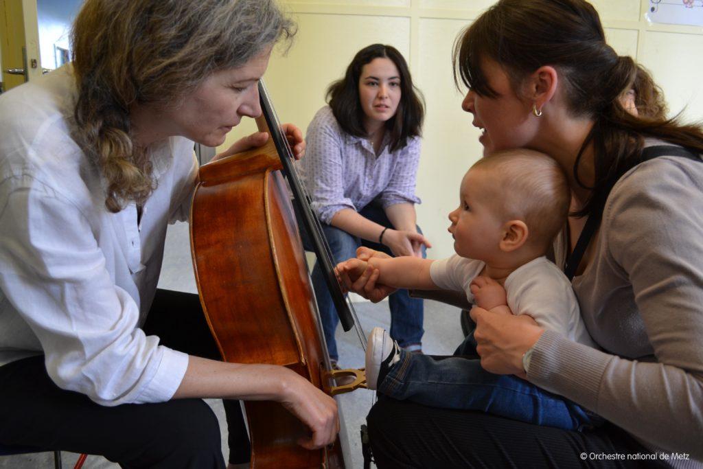 Photographie en référence au programme : Iles aux bébés 2