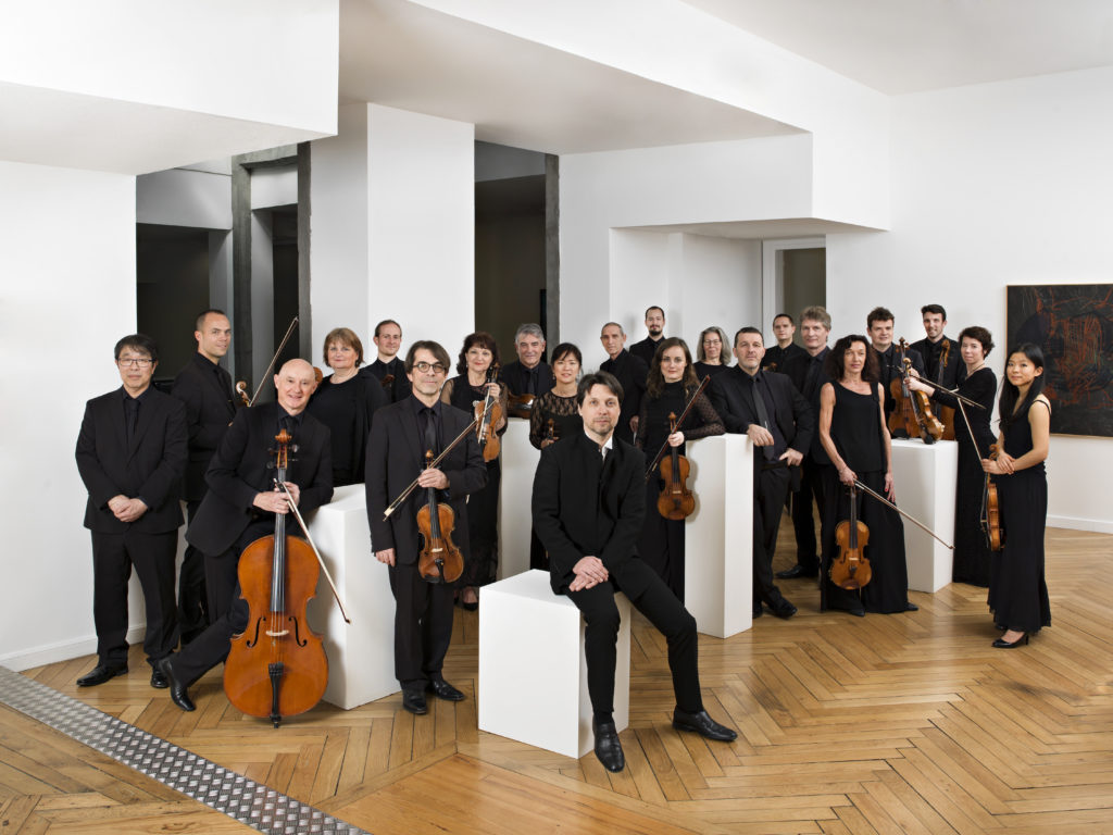 Photographie en référence au programme : Automne symphonique