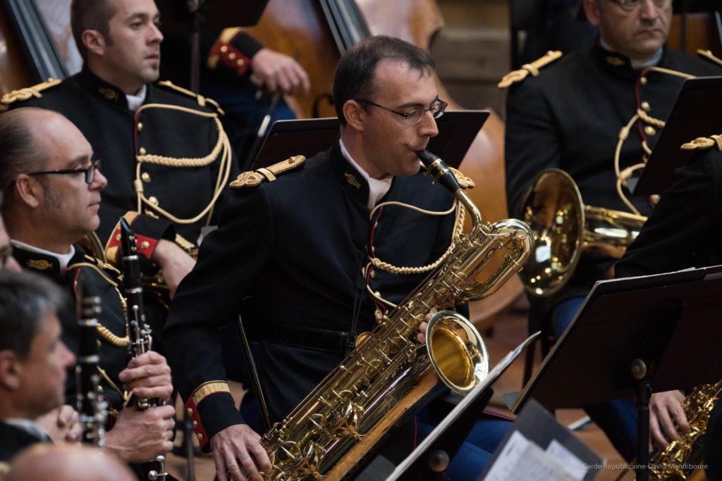 Photographie en référence au programme : A la découverte du saxophone
